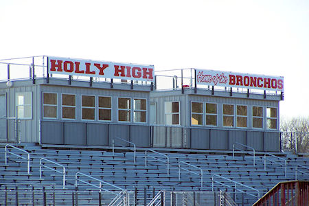 Holly High